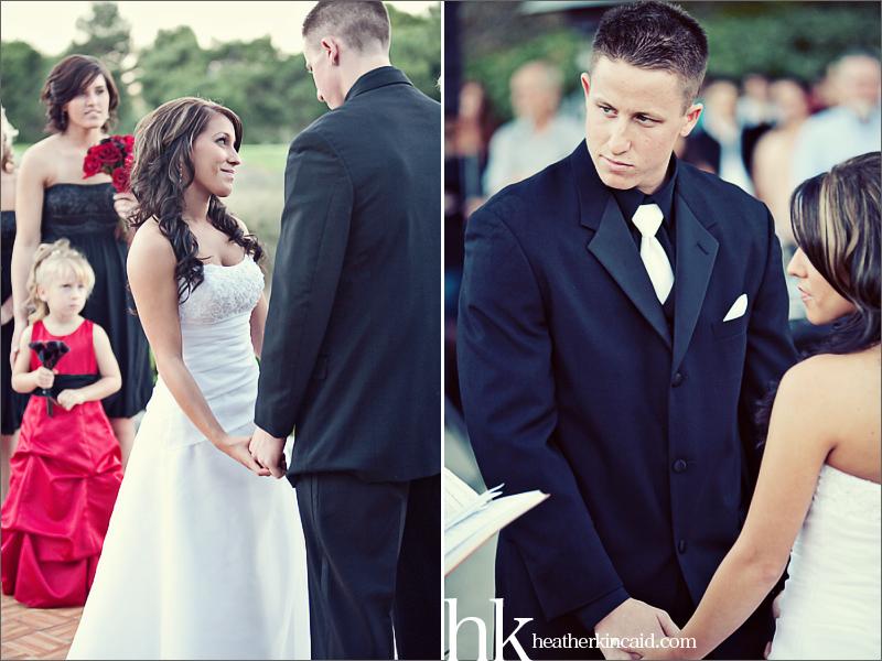 wedding ceremony temecula creek inn