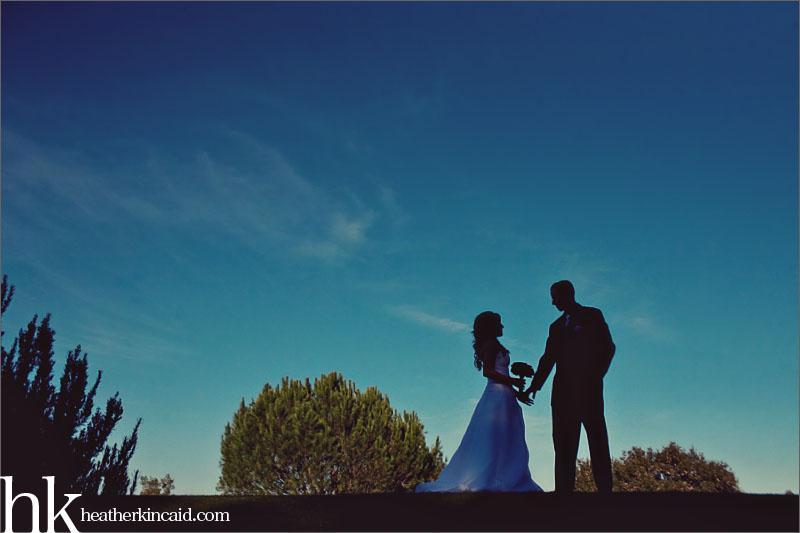 bride and groom temecula creek inn