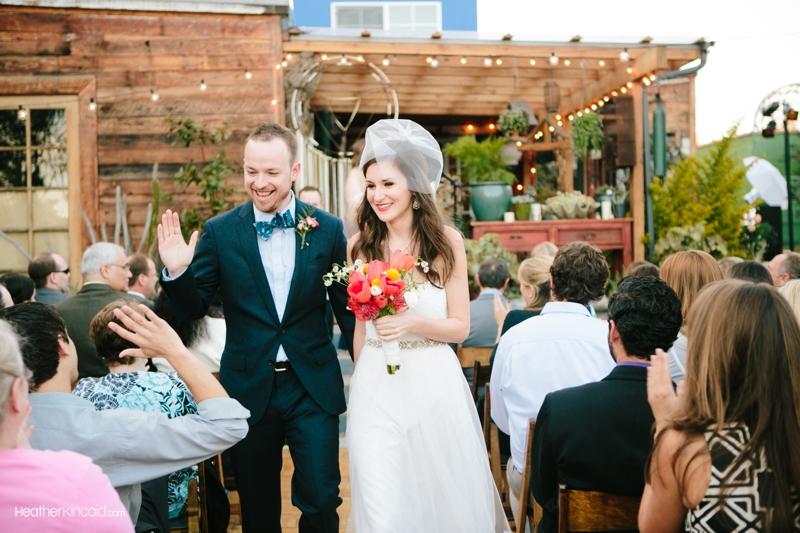 Married Red Sun Venice Wedding 032